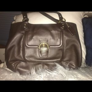 coach handbag never used!